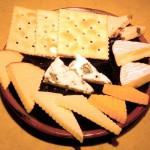 6種のチーズプレート