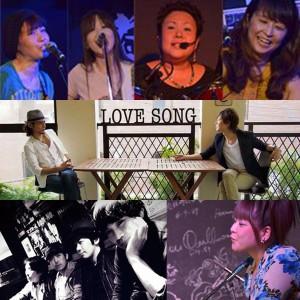 Miss.Groove、ステシュラ、岡林BAND、花田えみ(Org)